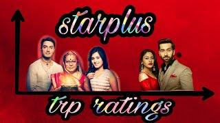 Starplus all shows trp ratings last week (week 19)