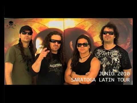 Saratoga Latin Tour 2010