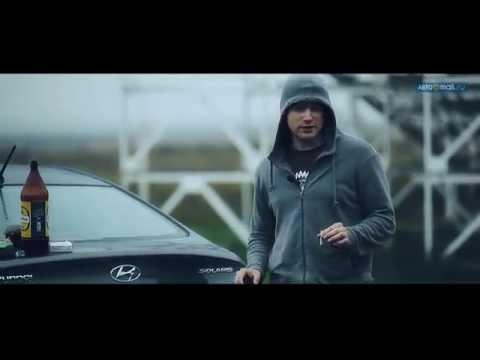 Hyundai Solaris 2012 тест драйв