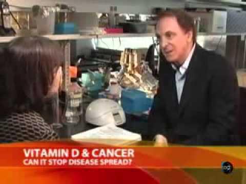 Vitamin D Kills Cancer Cells?