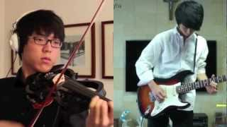 Canon Rock - Jun SungAhn & Jung SungHa
