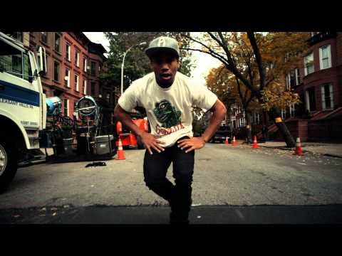 "LIL'O from Philly is ""DOPE"" HIP HOP Dance in Brooklyn 