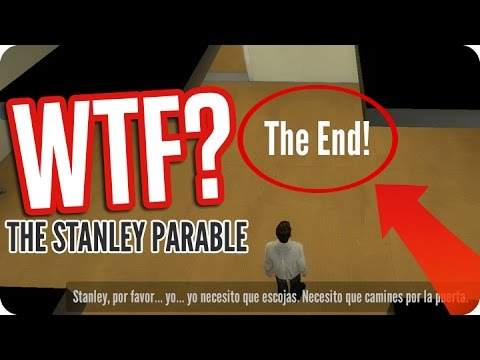 ¡POR FIN! ¿LO HE CONSEGUIDO TERMINAR? | The Stanley Parable #6 #FINAL