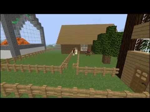 Music Video Minecraft (Hey soul sister)