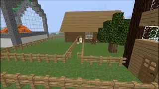Music Video Minecraft (Hey soul sister)