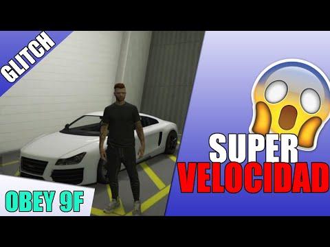 GLITCH DE SUPER VELOCIDAD | GTA 5 | ChuyGamer