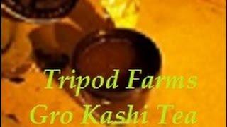 Tripod Farms  -Gro Kashi-  Tea - 100% the Truth!