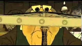 Trio z Belleville (2003) - trailer