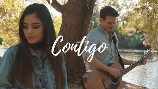 Download Contigo - Río Roma (Fede Bracamontes & María Alexia) Cover Mp3