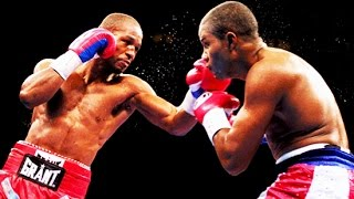 Bernard Hopkins vs Felix Trinidad - Highlights (Hopkins KNOCKS OUT Trinidad)