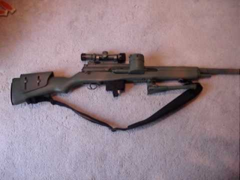 how to make your paintball gun a sniper