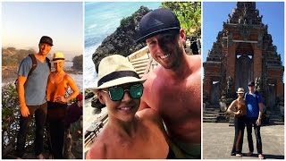 Bali Honeymoon Vlog 4 | Taman Ayun Temple, Monkey Forest, Tanah Lot Temple
