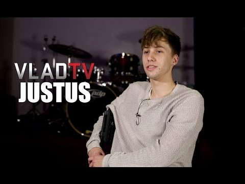 Justus on Being Compared to Eminem After Signing With Dr. Dre