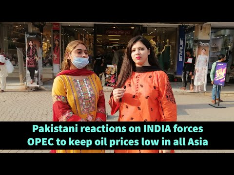 INDIA forces OPEC to keep oil prices low in all Asia- Pakistani reaction |Ribaha Imran |