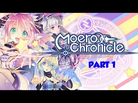Moero Chronicle Part One: Press Start (WTF is this story...)