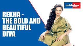 Here is what makes Rekha bold and beautiful