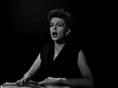 Judy Garland - Too Late Now (Live)
