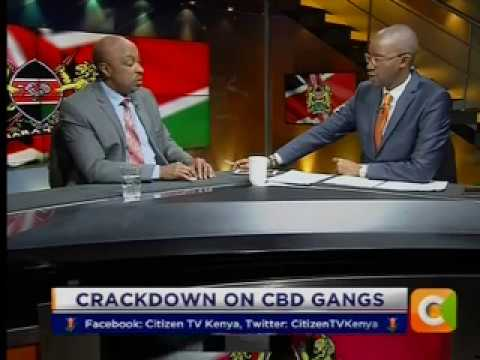 Citizen Extra : Government on crackdown on CBD gangs
