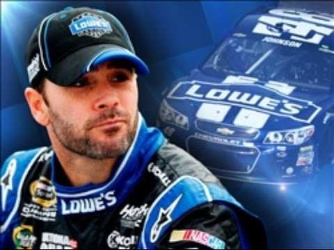 Jimmie Johnson 7- Time Champion