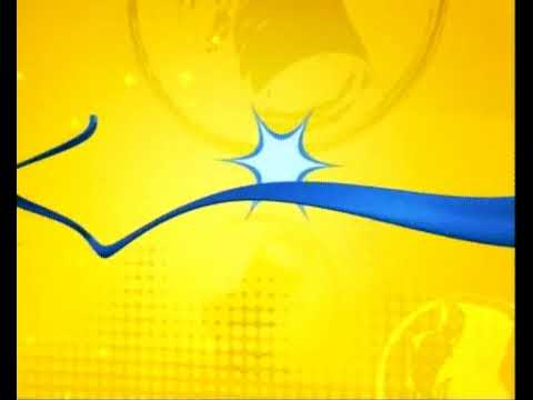 Disney Channel Czech - Bumper: Ambient - Yellow