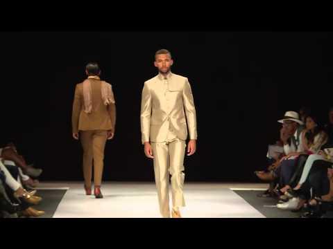 South Africa Fashion Week Autumn Winter 2015: Charthu