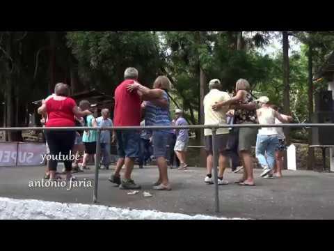 Emigrantes na Chamarrita, Almagreira Ilha do Pico Açores