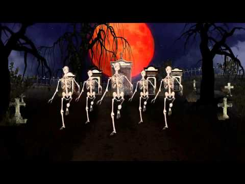 Michael Jackson Thriller Animation