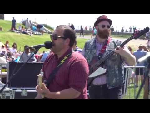 The Silhouettes   Live at the Bandstand - 29th May 2016 (4K)