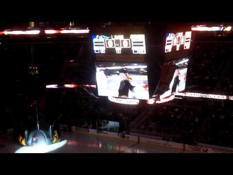 Lake Erie Monsters Entering Ice 01/22/10