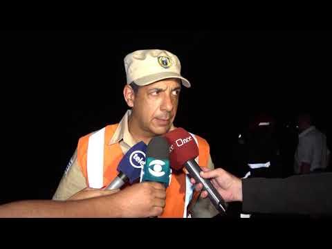 Trágico accidente en Ruta 9 próximo a San Carlos: ocho fallecidos
