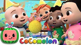 JJs New Years Resolution  CoComelon Nursery Rhymes  Kids Songs
