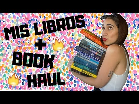 MI LIBRO + BOOK HAUL   Fashion Diaries