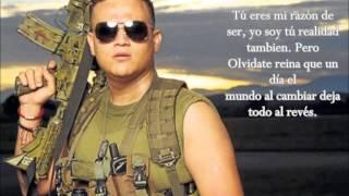 Loco Paranoico - Silvestre Dangond & Alkilados (Letra)