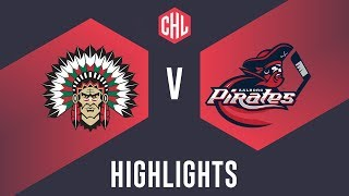 Highlights: Frölunda Indians vs. Aalborg Pirates
