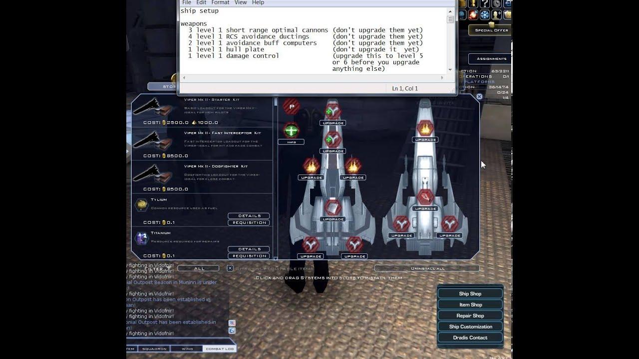 Battlestar galactica online guide to suriving noob killers youtube.