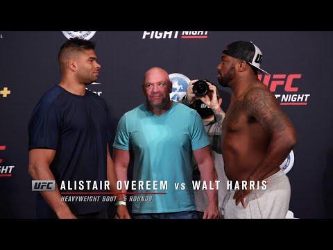 UFC: Оверим vs Харрис - UFC Russia смотреть онлайн в hd качестве - VIDEOOO
