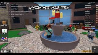 WHAT THE FUDGE JUST HAPPENED!? | Roblox Murder Mystery 2 (ft. legorobber353)