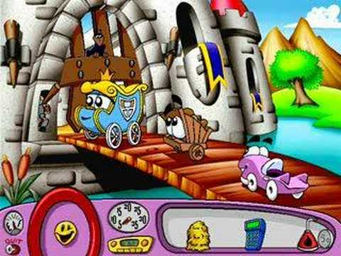 Let's Play Putt-Putt Travels Through Time: Part 5 |