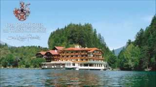 A kloanes Hotel am Tristachersee