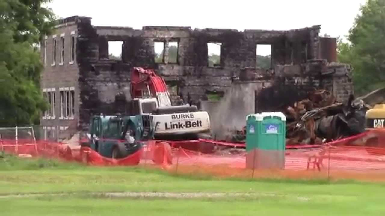 SMA Demolition Update 7-24-15