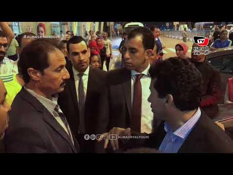 والد مصارع ينفعل علي وزير الرياضة: «كل حاجة مفيش فلوس» والوزير يرد: «إهدى شوية»  - نشر قبل 11 ساعة