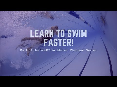 Learn to Swim Faster!