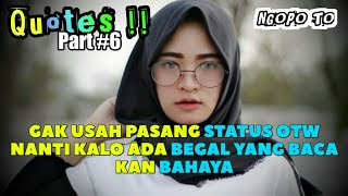 Quotes Caption Jomblo Bikin Baper Keren Kekinian Story Status Whatsapp Part 6