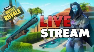 Solos and evt 1v1 with spectators! FORTNITE SOLO! CREATOR CODE: LUEBER1998