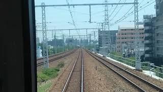 【鉄道のある風景 後方展望】