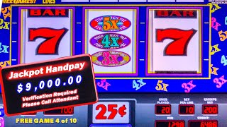 MUST WATCH JACKPOT!! ➜ SUPER TIMES PAY 3x4x5x  ➜ HOT IGT MACHINE ➜ SLOT MUSEUM