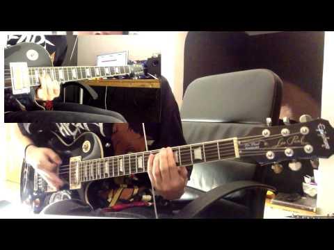 Sabaton - Screaming Eagles (Guitar Cover) HD