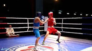 Десятый турнир по боксу памяти тренера ДЮСШ Руслана Шаймухаметова
