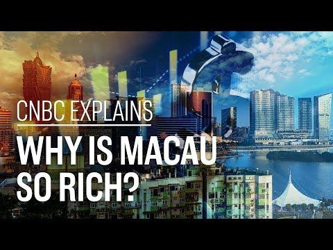 Why is Macau so rich?   CNBC Explains