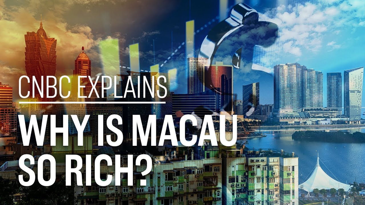 Why is Macau so rich? | CNBC Explains